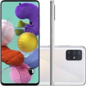 "Smartphone Samsung Galaxy A51 6,5"" Octa Core Dual Chip 4gb Ram 128gb"